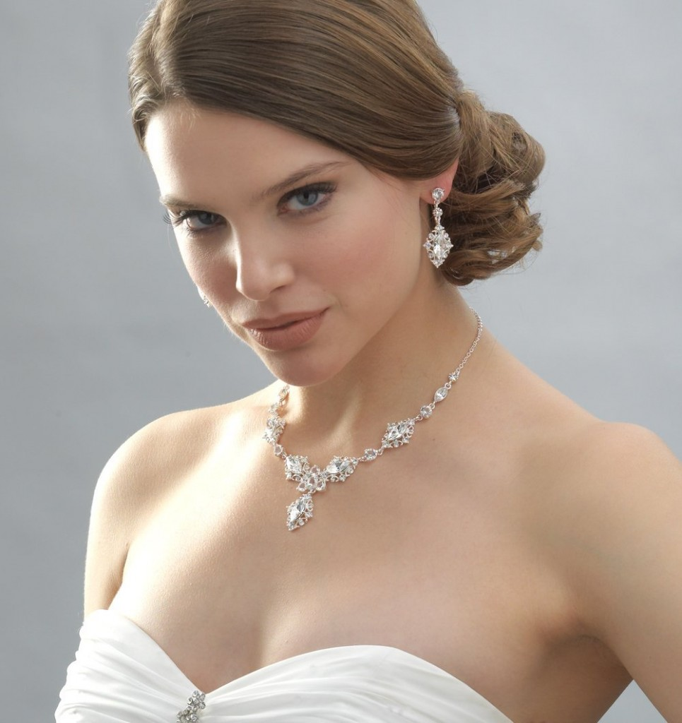Jewelry for strapless wedding dress bridal jewelry dont just wear it for the wedding xo anastasia bee ombrellifo Choice Image