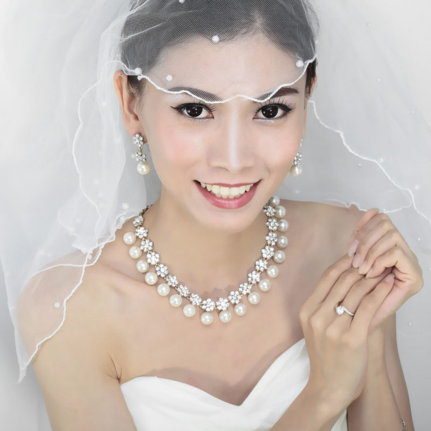 Bridal Jewelry Dont just wear it for the wedding XO Anastasia Bee
